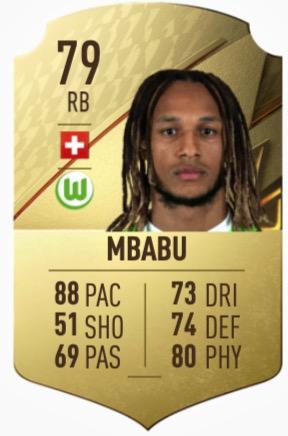 FIFA 22 Mbabu