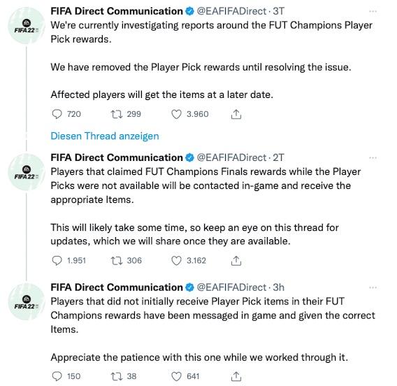 FIFA 22 Player Picks