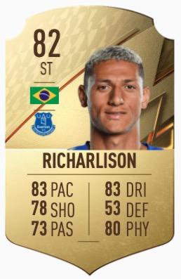 FIFA 22 Richarlison