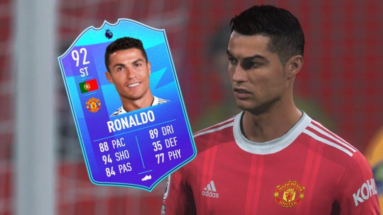 """Spieler in FIFA 22 lachen über Riesen-Preis für POTM Ronaldo: """"Absoluter Witz"""""""