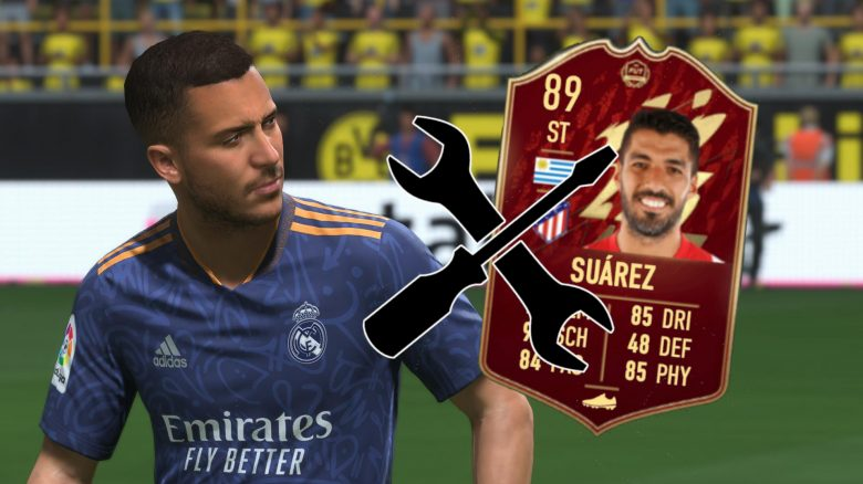 FIFA 22 kaputte Weekend League Belohnung