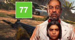 Far Cry 6 metacritic