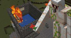 Minecraft: Eisenfarm in 1.17 bauen – Einfache Farm für Beginner