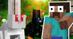 40.000 Leute sehen irres Pech eines Minecraft-Spielers, der all seine Hasen verliert