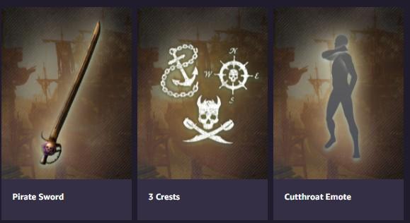 New World Pirate Pack 2