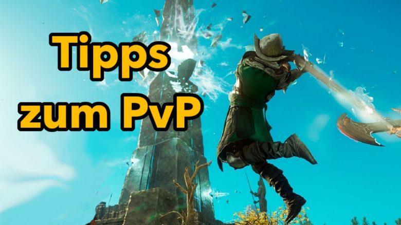 New World: 7 Tipps, die euch zu einem besseren PvP-Spieler machen