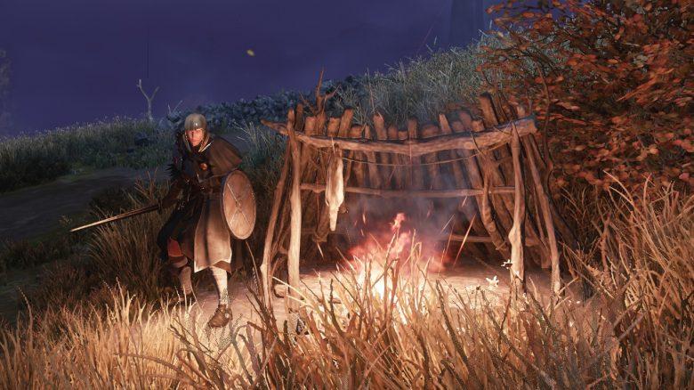 New World: So schaltet ihr das Zeltlager auf Rang 2 und die weiteren Ränge frei