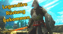 New World: So bekommt ihr eine legendäre Rüstung im neuen MMO