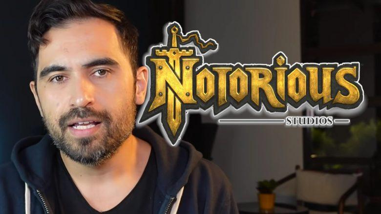 Notorious Studios Chris Kaleiki titel title 1280x720