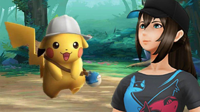 Pokémon-GO-Forscher-Pickachu