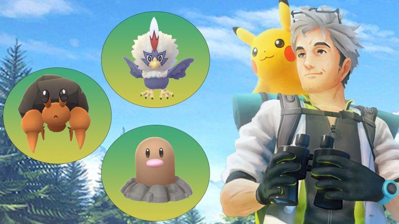 Pokémon GO: Dschungel-Event bringt 6 neue Quests – Diese 2 solltet ihr nutzen