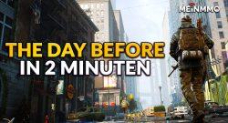 Alles, was ihr zum neuen MMO The Day Before wissen müsst – In 2 Minuten