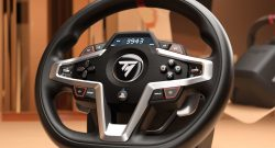 Gaming-Lenkrad Thrustmaster T248 im Test – besser als das Logitech G920?