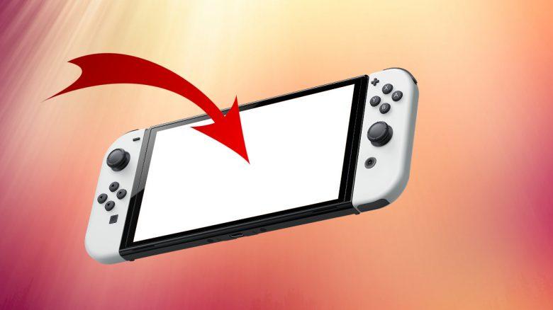 Die Nintendo Switch OLED hat eine Funktion, die ihr bloß nicht ändern solltet