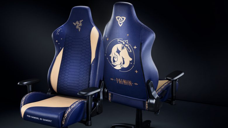 Titelbild Razer x Genshin Impact Gaming-Stuhl