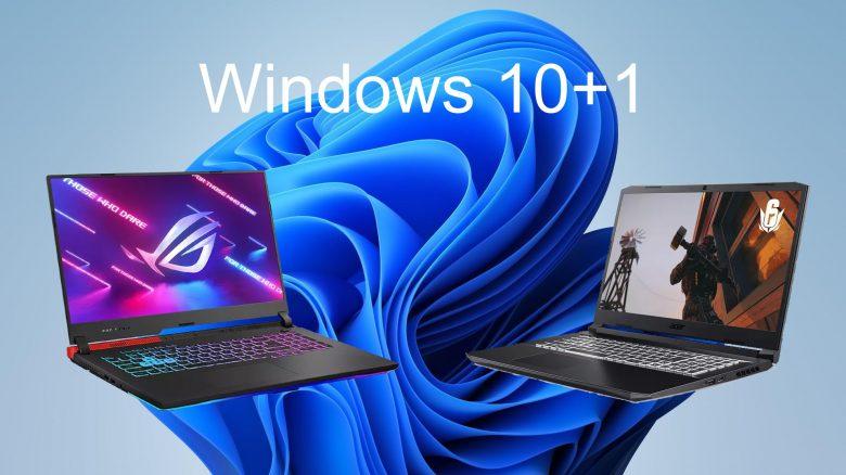 Gaminglaptop mit Windows 10 kaufen und gratis upgraden