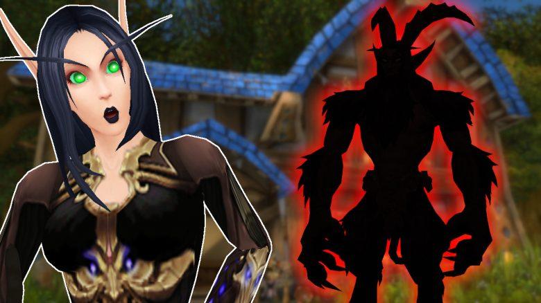 WoW erklärt die Änderungen, verspricht neuen, sexy Dämon für Hexenmeister(innen)