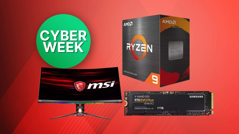 Alternate Cyber Week: Top-Angebote für euren Gaming-PC