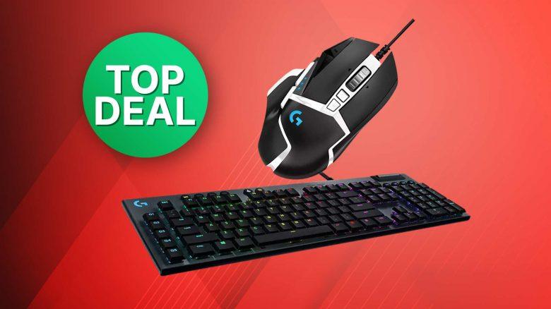 Amazon Angebot: Logitech Gaming-Zubehör wie Tastaturen & Mäuse stark reduziert