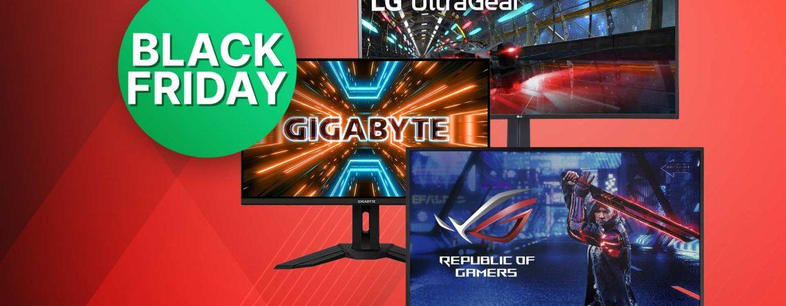Black Friday 2021 Angebote: Mögliche Gaming-Monitore für PC & PS5