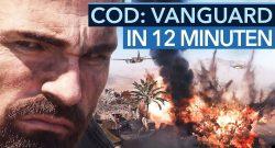 Call of Duty: Vanguard in 12 Minuten – DER Check kurz vor Release