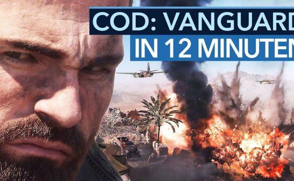 cod vanguard