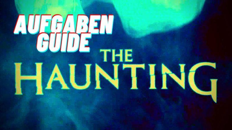 cod warzone halloween event haunting aufgaben guide titel