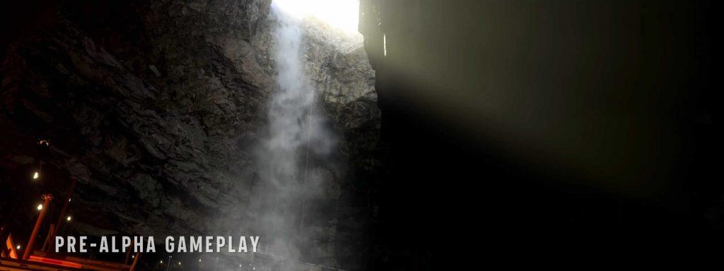 cod warzone pacific map - untergrund höhle