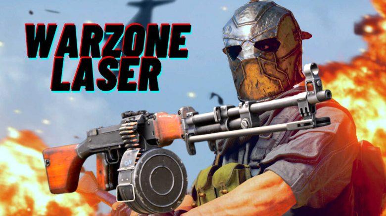 cod warzone rpd setup laser season 6 2021 titel