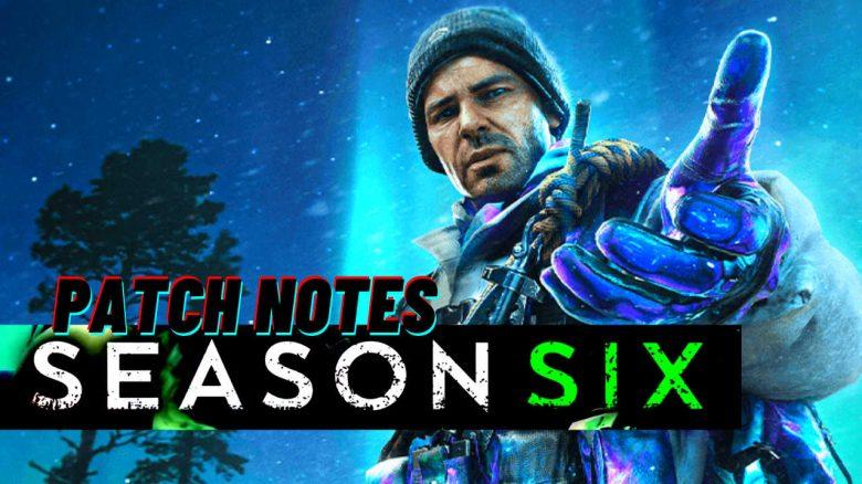 CoD Warzone: Season 6 ist online – Seht die Zerstörung der Map & die Patch Notes