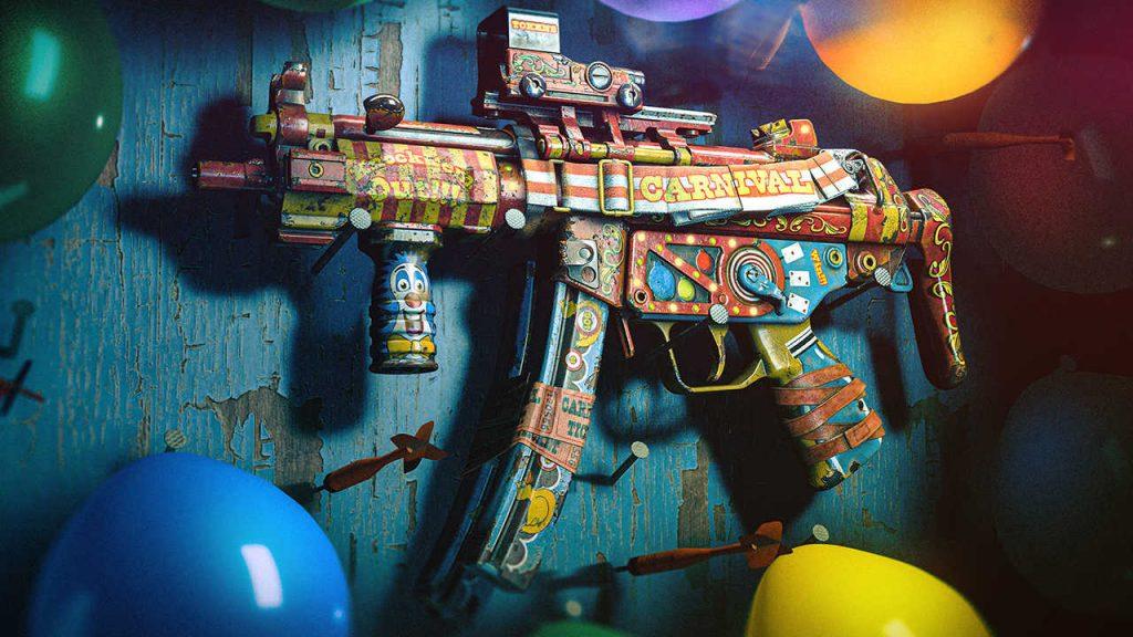 cod warzone season 6 battle pass carnival mp5
