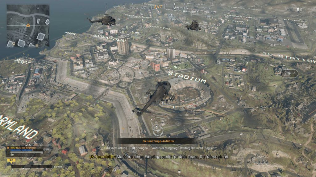 cod warzone season 6 map anpassung - ingame