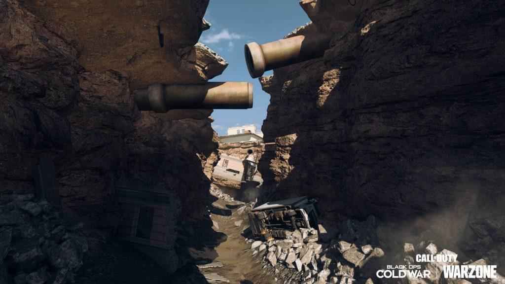 cod warzone season 6 map anpassung - spalten