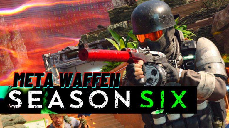 CoD Warzone: Experten zeigen 3 neue Meta-Waffen in Season 6 – Setups, Infos & Werte