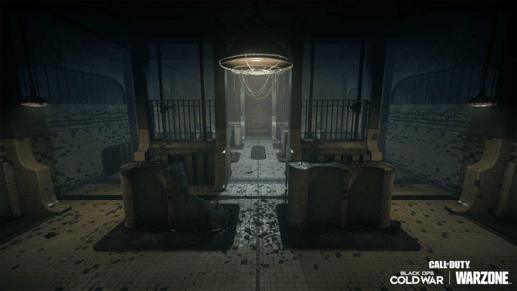 cod warzone shower gulag zurück in season 6