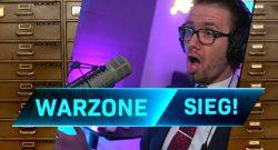 """Streamer holt Sieg ohne Kill in CoD Warzone – Tarnt sich als """"Aktenschrank"""""""