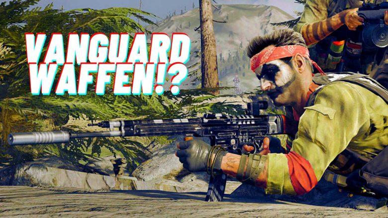 CoD Warzone hat plötzlich 2 neue Waffen aus Vanguard – So schaltet ihr sie frei