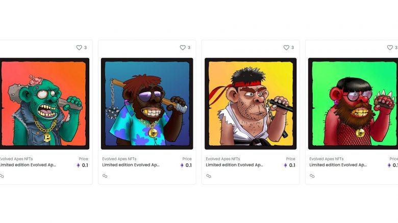 Leute investieren Vermögen in virtuelle NFT-Affen – Entwickler betrügt sie um 2,3 Millionen €