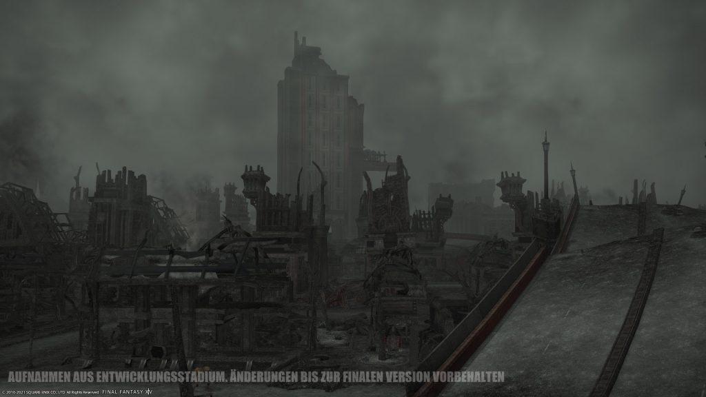 ffxiv garlemald ruine