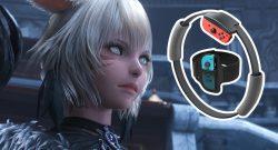 Modder spielt Final Fantasy XIV mit dem Ring-Fit-Controller, durchquert einen ganzen Kontinent