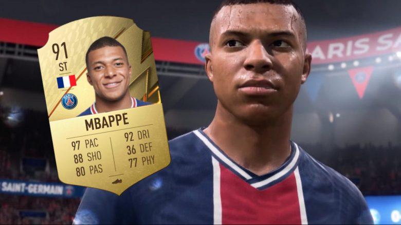 FIFA 22 Packs: So schlecht sind die Chancen auf die besten Spieler wie Mbappé wirklich
