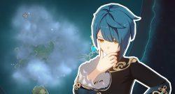 Genshin Impact: So entfernt ihr den gesamten Nebel auf der Insel Tsurumi