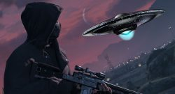 In GTA Online könnt ihr jetzt ein fliegendes UFO finden – Fundort und alle Infos