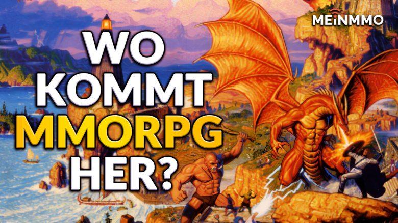 Wo kommt der Begriff MMORPG her?