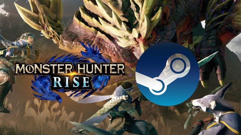 monster hunter rise steam