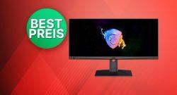 OTTO Angebote: MSI Optix Gaming-Monitor mit 200 Hz zum Spitzenpreis