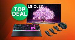 Saturn Gutscheinheft-Angebote: LG OLED 4K TV mit HDMI 2.1 zum aktuellen Bestpreis