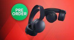 Jetzt das PS5 Pulse 3D Wireless-Headset in Midnight Black vorbestellen