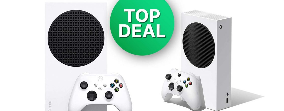 Amazon Angebot: Xbox Series S zum Hammerpreis