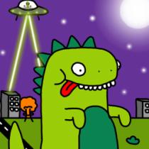 Dadosaurus Rex